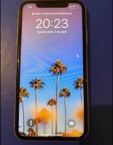 iPhone XR com película do 11 - Foto 6