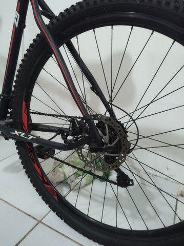 "Bike ksw aro 21 quadro 21"" top - Foto 4"
