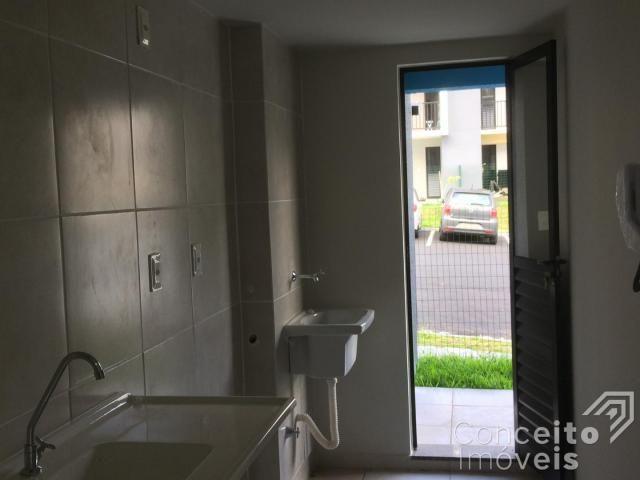 Apartamento para alugar com 1 dormitórios em Jardim carvalho, Ponta grossa cod:393113.001 - Foto 10
