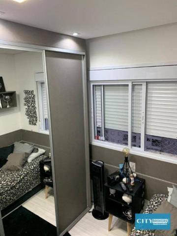 Apartamento com 3 dormitórios à venda, 107 m² por R$ 1.080.000 - Tatuapé - São Paulo/SP - Foto 16