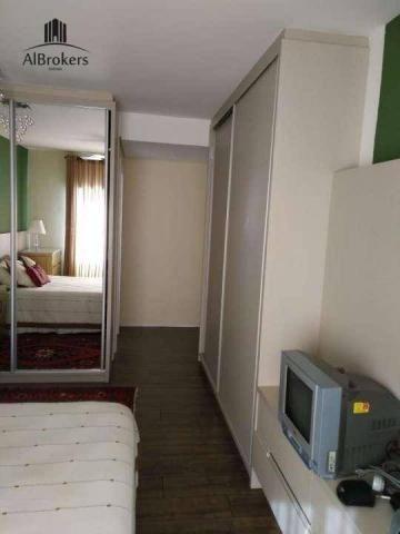 Apartamento com 3 suítes à venda, 162 m² por R$ 1.490.000 - Central Parque - Porto Alegre/ - Foto 5
