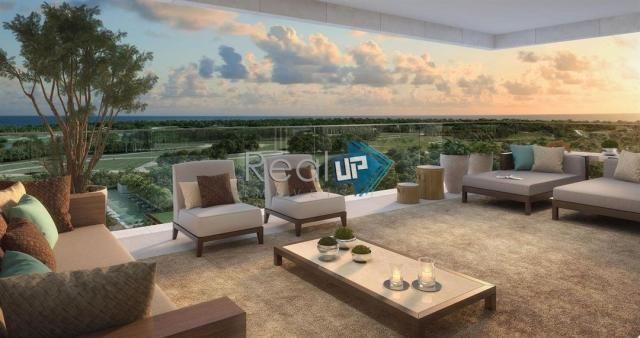Apartamento à venda com 4 dormitórios em Barra da tijuca, Rio de janeiro cod:25668 - Foto 18