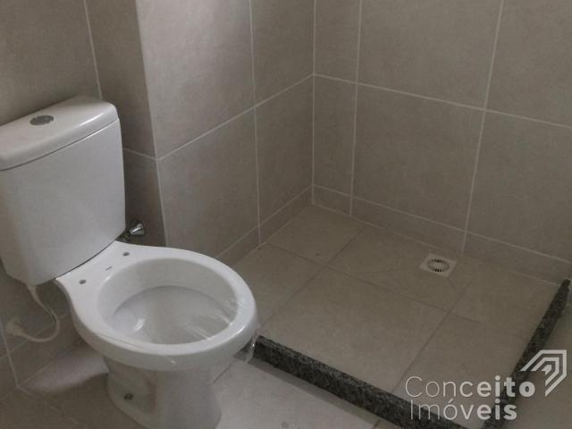 Apartamento para alugar com 1 dormitórios em Jardim carvalho, Ponta grossa cod:393113.001 - Foto 19