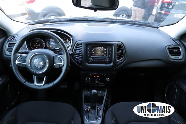 JEEP COMPASS 2.0 16V FLEX SPORT AUTOMÁTICO - Foto 2