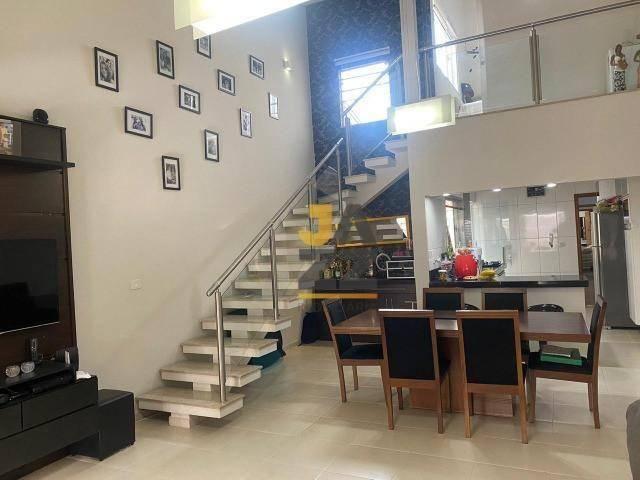 Linda casa com 3 dormitórios à venda, 160 m² por R$ 650.000 - Jardim Ipiranga - Americana/ - Foto 7