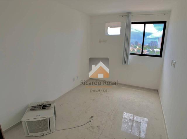 Apartamento c/ 3 quartos, 92m² e c/ revestimento em porcelanato no farol!!! - Foto 8