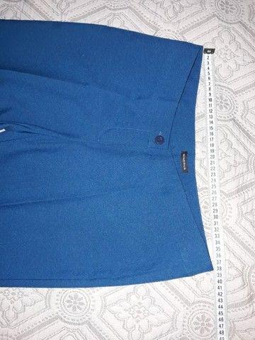 Conjunto azul, calça e blusa - Foto 4
