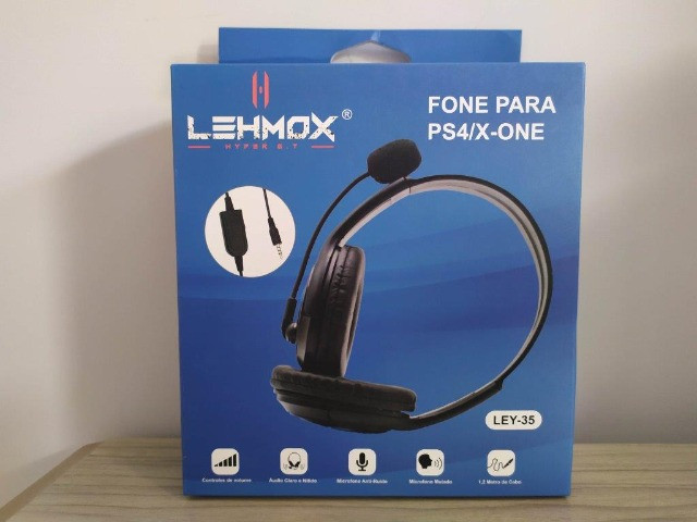 Heaset Lehmox para PS4 - Xbox - Celular - Foto 4