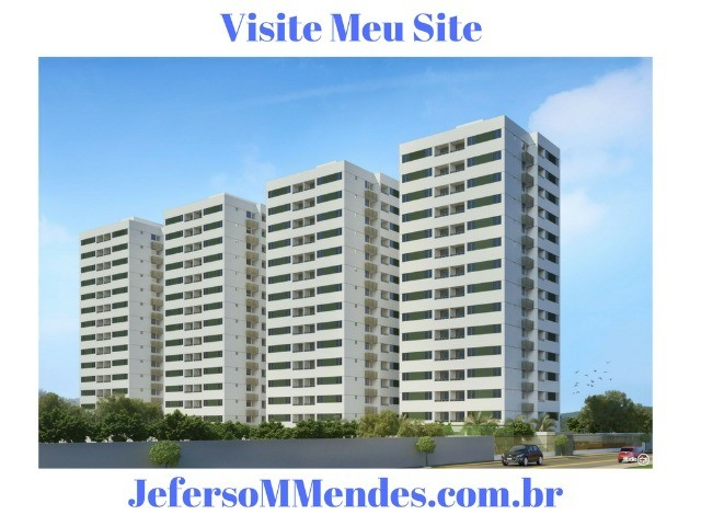 LT- Vendo  apartamento de 03 quartos no Barro - José Rufino - Edf. Alameda Park