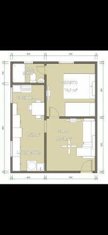 Alugo Apartamento Kitnet! - Foto 2
