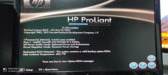 Servidor HP ProLiant ML110 G7 - Foto 3