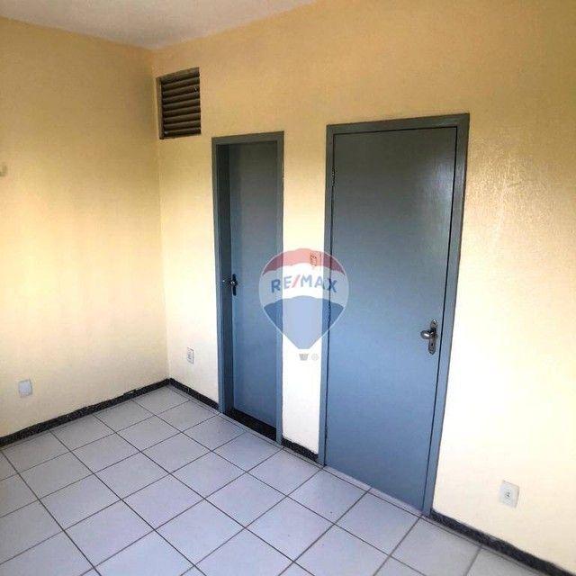 Apartamento com 2 dormitórios para alugar, 46 m² por R$ 750,00/mês - Edson Queiroz - Forta - Foto 11