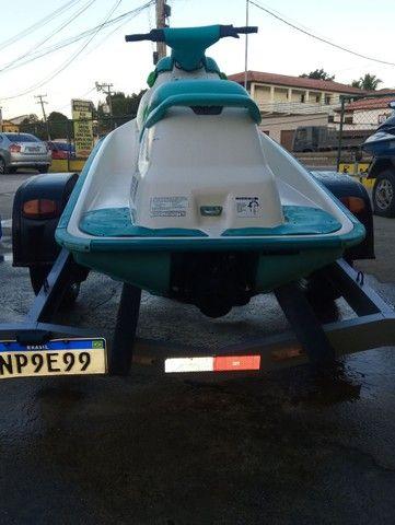 Jet Sky Sea Doo Spx 95, + Carreta Rodoviária de Duralumínio - Foto 4