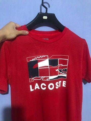 Camisa da Lacoste original  - Foto 2