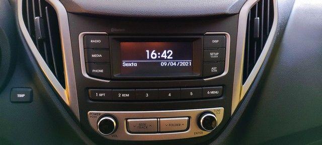 Impecável Hyundai HB20 1.0 completo e com 1 ano de garantia - Foto 14