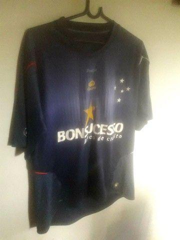 """Camisa do Cruzeiro E.c      """"G"""