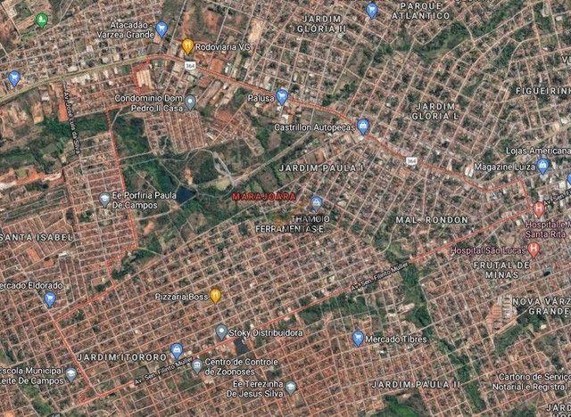 Sobrado com 7 dormitórios à venda, 465 m² por R$ 391.878,00 - Jardim Marajoara - Várzea Gr - Foto 4