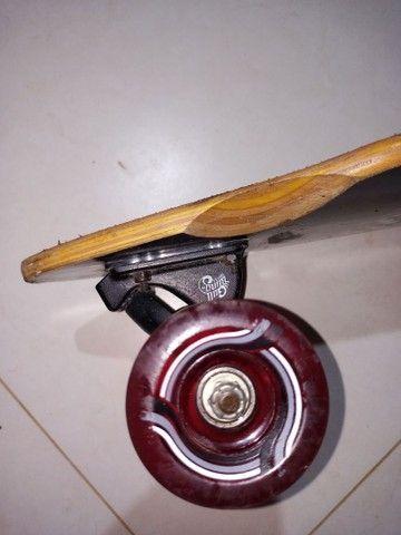Skate longboard dowhill sector nine original americano