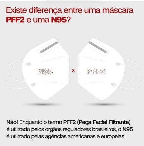 Máscara KN95 - Foto 2