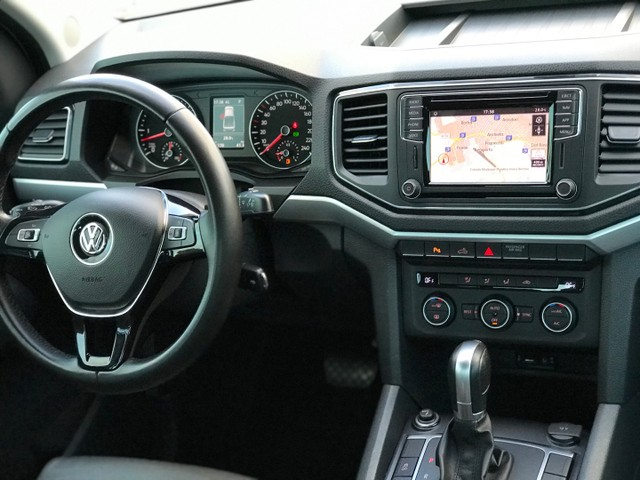 VW Amarok 3.0 V6 Highline - 2018  - Foto 15