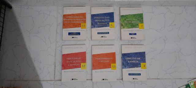Diversos livros de direito antigos - Foto 4