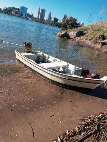 Barco e motor - Foto 4