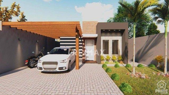 Projeto incrível à venda com terreno de 168 m2 - Jardim São Carlos -Ourinhos/SP - Foto 2