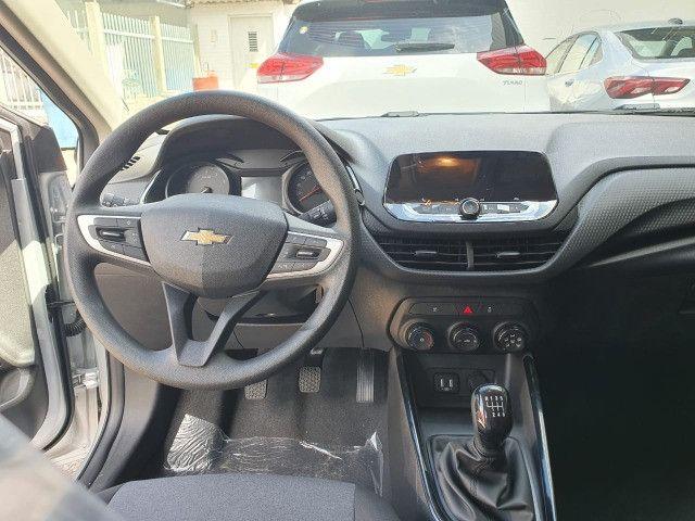 Onix Hatch 2021 - Ent: R$ 6.990,00 + 60x 1.599,00 - Foto 16
