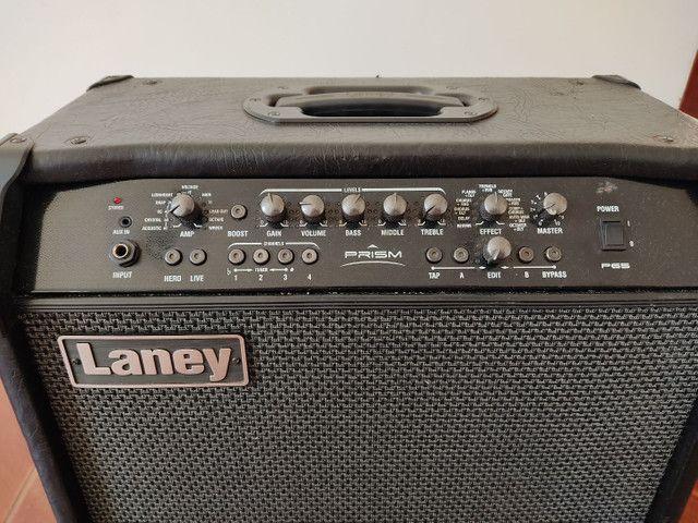 Amplificador Laney Prism 65 watts - Foto 4