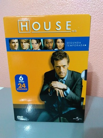 House DVD Temp 01 a 05