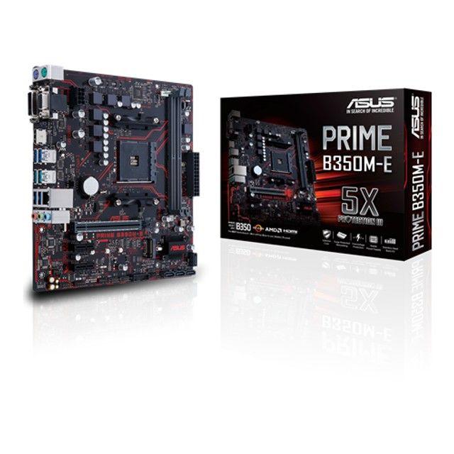 Placa mãe socket AM4 DDR4 3200mh/z