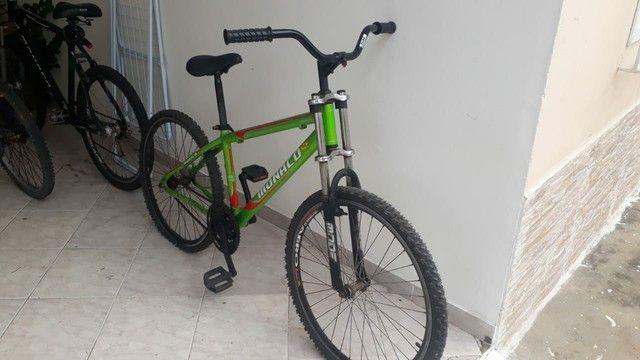 bicicleta de alumínio marca monaco