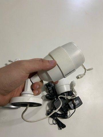 2 câmeras intelbras im5 com 32gb(preço unitário) - Foto 3