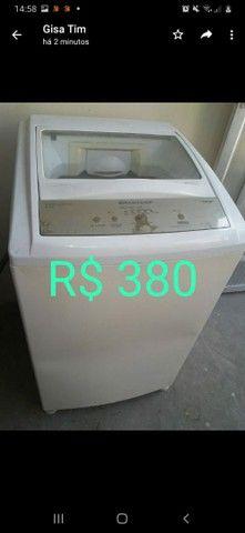 Máquina de lavar . Usada 6 kg Brastemp