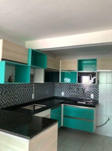 Apartamento três quartos, com moveis projetados, lazer completo, Damas! - Foto 4