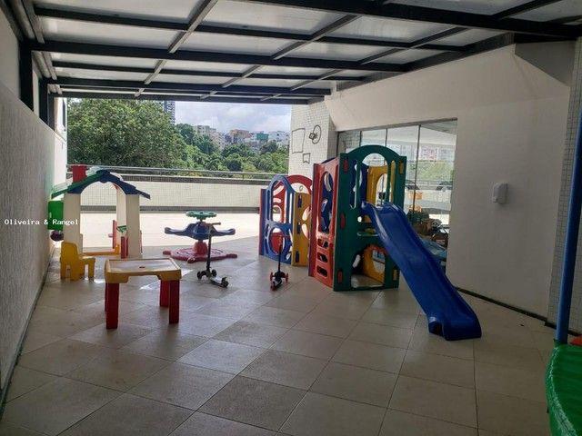 Apartamento 3 Quartos para Locação em Salvador, Cidade Jardim, 3 dormitórios, 1 suíte, 2 b - Foto 11