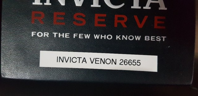Invicta Venon 26665 - Foto 6