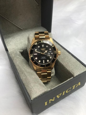INVICTA PRO DIVER MENS QUARTZ 42MM - 33271  - ORIGINAL -SEMI-NOVO - Foto 5