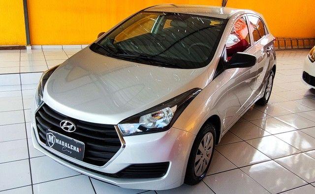 Impecável Hyundai HB20 1.0 completo e com 1 ano de garantia - Foto 16