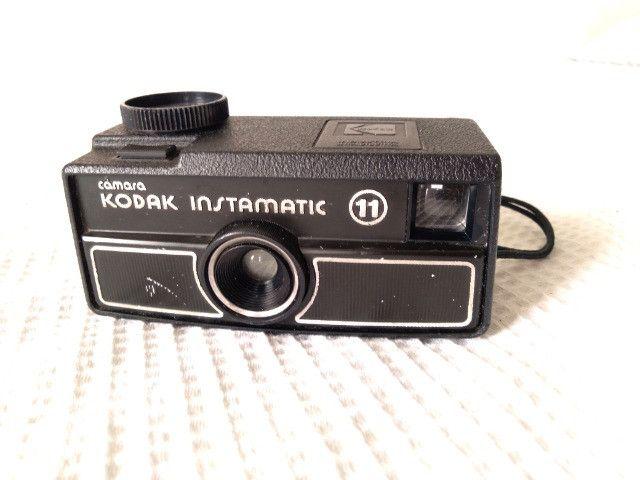 Câmera antiga máquina fotográfica Kodak - Foto 4