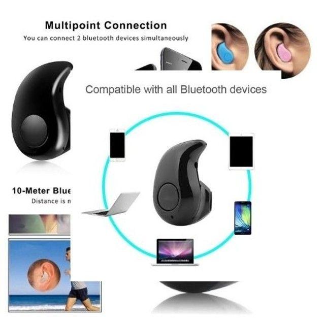 Fone De Ouvido Intra Auricular Bluetooth 4.1  - Foto 2