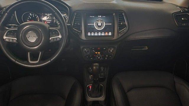 compass longitude 2.0 4x4 diesel 16v aut. - Foto 6