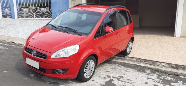 Fiat Idea 1.4 Mpi Attractive 8V Flex 4P Manual 2012 Completo - Foto 2