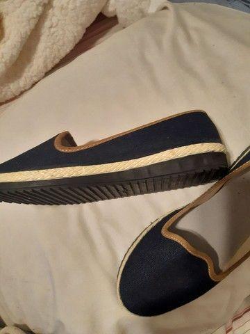Sapato de lona n. 37 - Foto 2