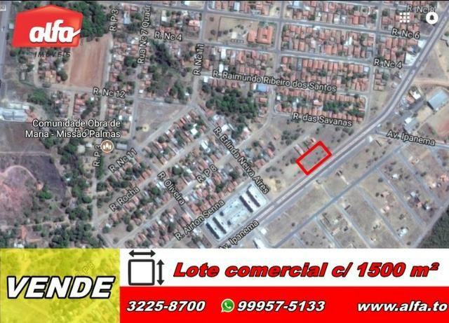 Lote Comercial - Taquaralto - Av. Ipanema
