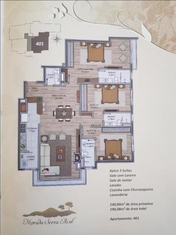 Apartamento à venda, 96 m² por R$ 1.816.000,00 - Centro - Gramado/RS - Foto 7
