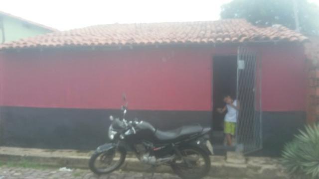 ALUGO R$300 CASA NA VILA CRISTALINA Bairro Água Mineral (Zona Norte)