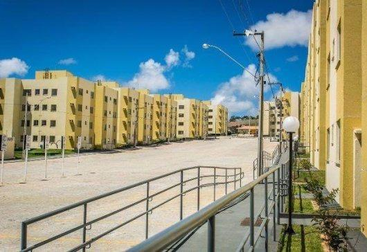 Aluga-se apartamento no condomínio Mais Viver Terra bela - Av. Euclides Figueredo