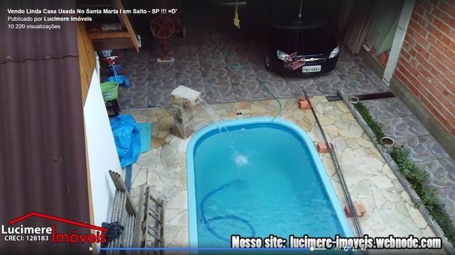 Vendo Casa Usada no Valor de R$ 320.000 - No Santa Marta / Aceita Financiamento - Foto 17