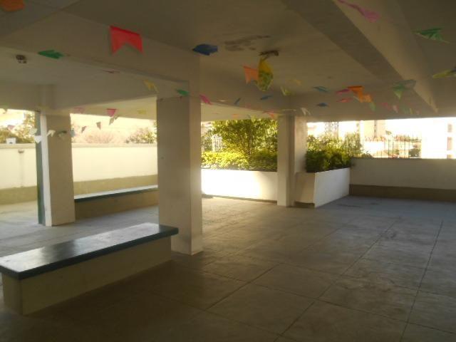 Rua Souza Franco, apto 02 dormitórios , dependência , varanda e vaga escriturada - Foto 19